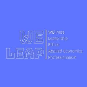 WeLEAP Logo